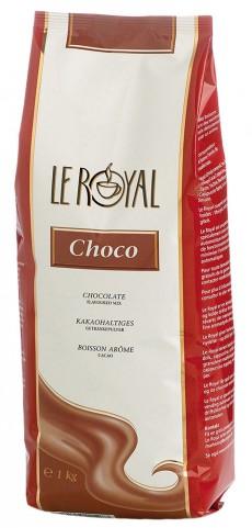 Le Royal chocolate red Belgijska czekolada
